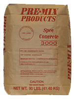 PMP Spec Concrete 3000